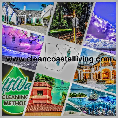 Clean Coastal Living Inc Pressure Washing