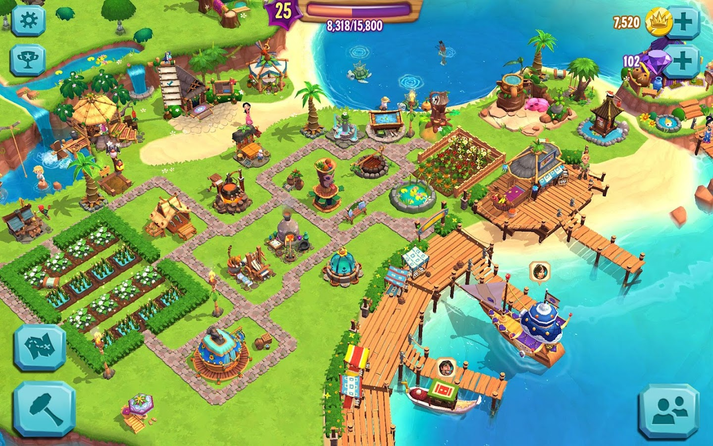 Paradise Bay Screenshot 17
