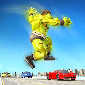 Monster Superhero City Battle For PC / Windows 7/8/10 / Mac – Free Download