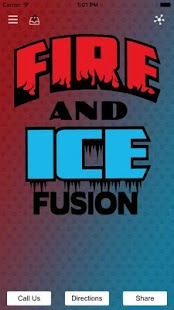 Fire and Ice Fusion - screenshot