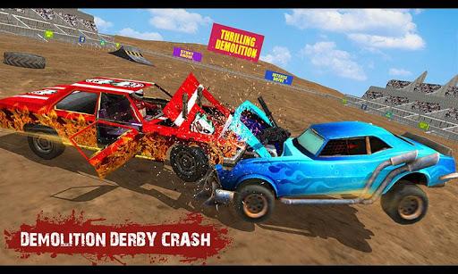 Demolition Derby Real Car Wars For PC