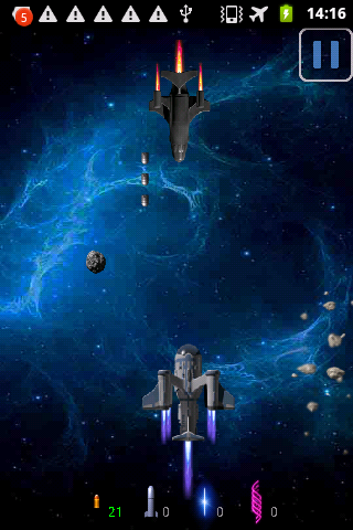 Space Battle Screenshot 0