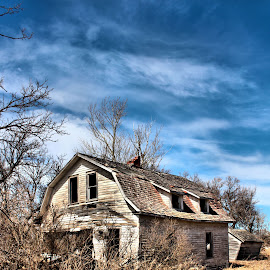 Hello by Tim Day - Buildings & Architecture Decaying & Abandoned ( old house, old, house, abandoned, decay )
