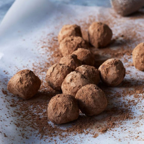 Chocolate-Spiced Truffles