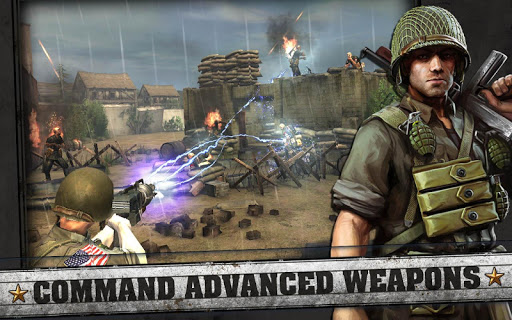 FRONTLINE COMMANDO: D-DAY screenshot 3