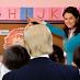 "Trump ""Practicing Alphabets"" Between Executive Order, Say Senior Staff"