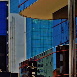 Paulista avenue - Sao Paulo SP Brazil by Marcello Toldi - Buildings & Architecture Office Buildings & Hotels