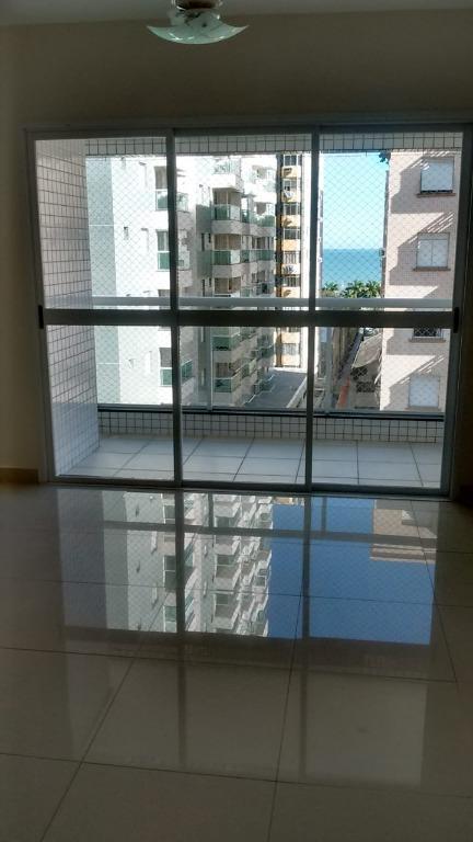 Apartamento com 4 dormitórios para alugar, 115 m² por R$ 5.000/mês - Boqueirão - Santos/SP