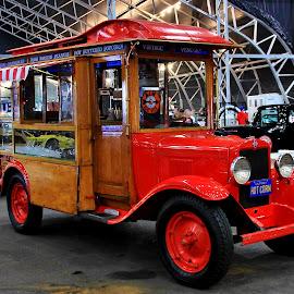 by Jim Johnston - Transportation Automobiles