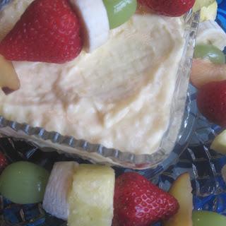 Sour Cream And Vanilla Pudding Fruit Dip Recipes