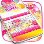 Keyboard Color Bubble Apk