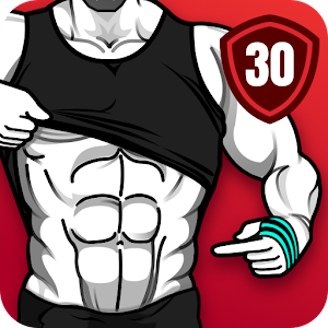 6 Pack Abs in 30 Days - Abs Workout For PC (Windows & MAC)