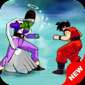 Dragon Goku Super Saiyan Battle