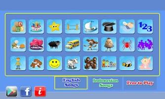 Screenshot of Kids Piano Free