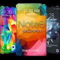 Note 8 wallpapers Lock Screen APK for Bluestacks