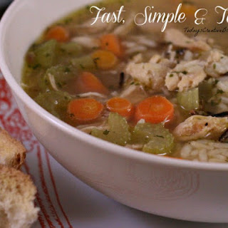 Chicken Wild Rice Soup Uncle Bens Recipes