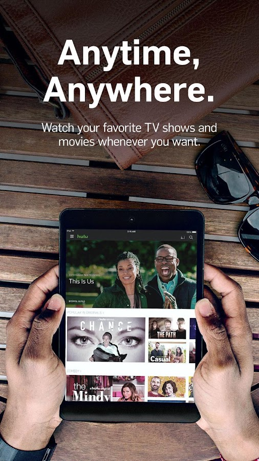 Hulu: Watch TV & Stream Movies Screenshot 1