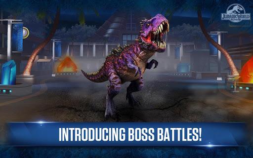 Jurassic World: The Game - screenshot