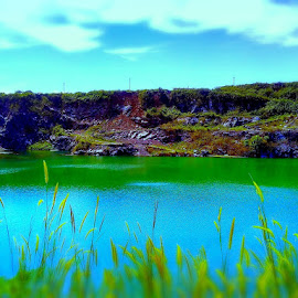 Jayamix Lake by Evan Septian - Nature Up Close Water ( #jayamix #bogor #indonesia )