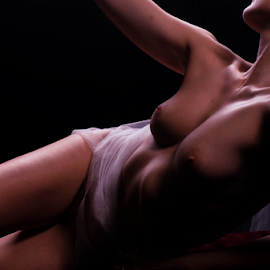 Chiara by Vineet Johri - Nudes & Boudoir Artistic Nude