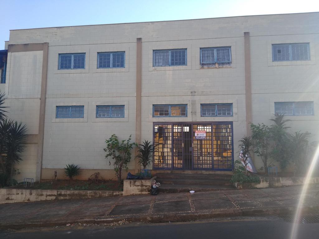 Sala para alugar, 180 m² por R$ 1.600,00/mês - Quinta Boa Esperança - Uberaba/MG