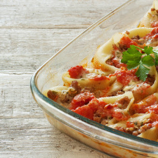 Stuffed Shells Pasta Sauce No Tomatoes Meat Recipes