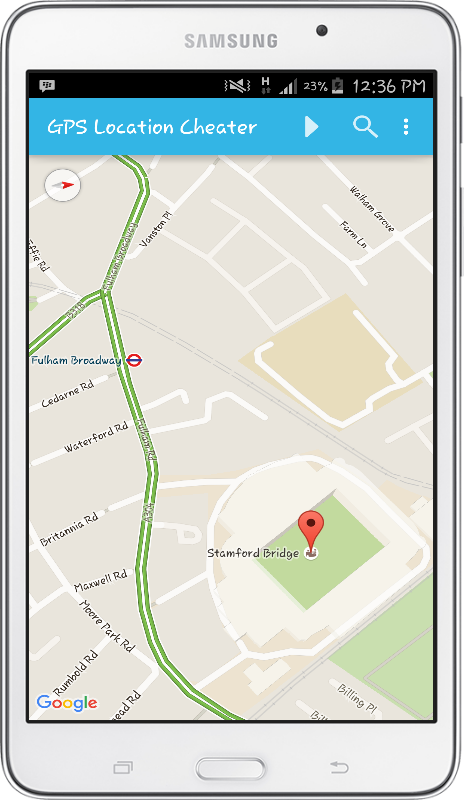 GPS Location Cheater PRO Screenshot 15