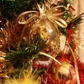 Christmss sparkle by Bren Hamilton Groom - Public Holidays Christmas