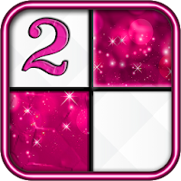 Pink Piano Tiles 2 For PC