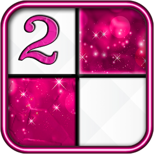 Pink Piano Tiles 2 Online PC (Windows / MAC)