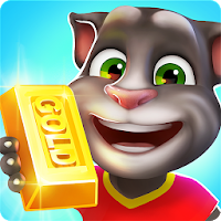 Talking Tom Gold Run For PC (Windows And Mac)
