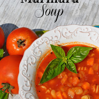 Marinara Soup Recipes