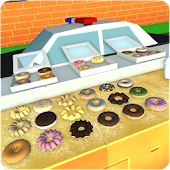 Police Donut Restaurant PD APK for Bluestacks