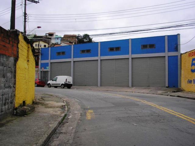 Barracão para Venda/Locação - Jardim Zaira