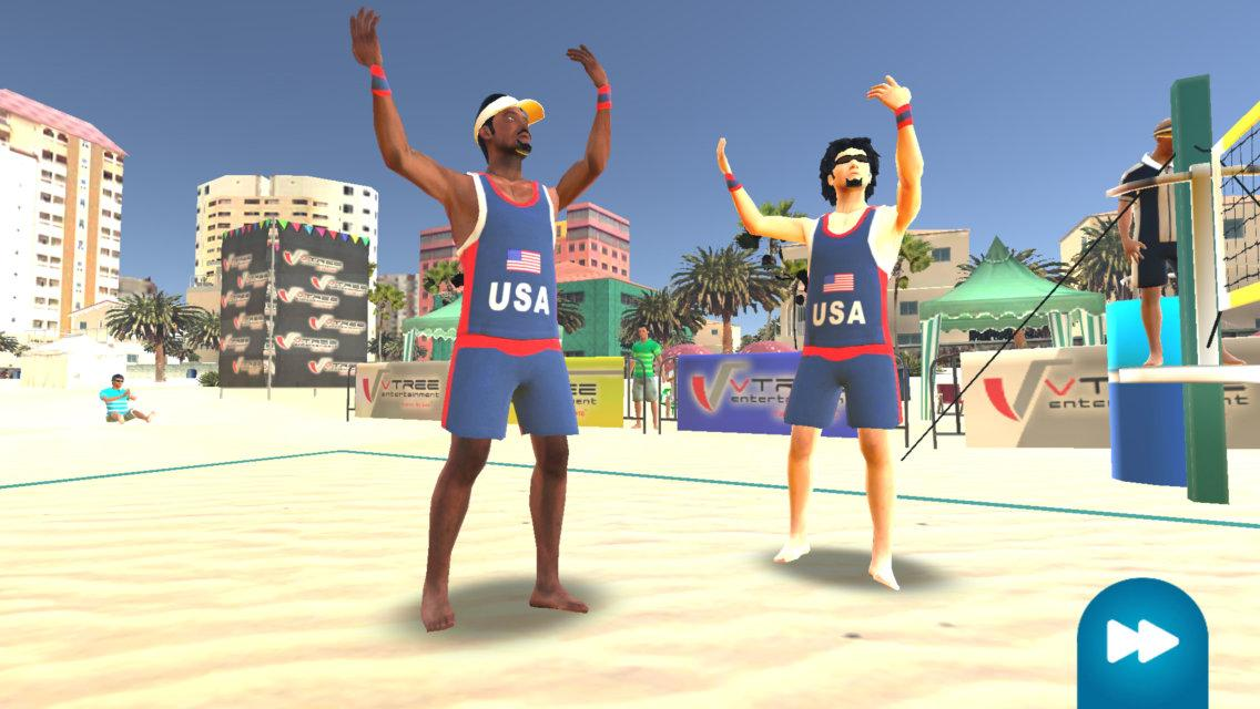 Beach Volleyball 2016 Screenshot 4