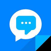 Download Blue Messenger APK to PC
