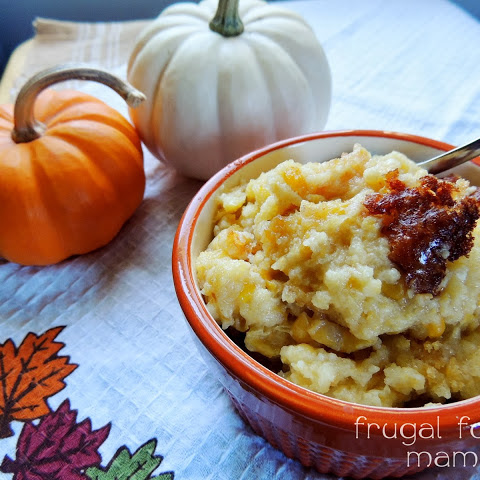 Copycat City BBQ Crock Pot Corn Pudding