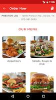 Screenshot of Chilis