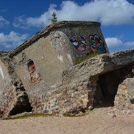 by Eugenija Seinauskiene - Buildings & Architecture Decaying & Abandoned