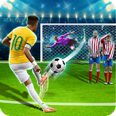 Free Shoot Goal - Soccer League 2017 APK for Windows 8