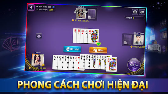 Game Danh bai Tien Len - XPlay APK for Windows Phone
