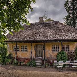 The Gardener House by Ole Steffensen - Buildings & Architecture Homes ( the gardener house, gardener, den gamle by, museum, denmark, aarhus )