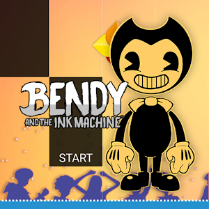 Bendy and The Ink Machine Piano Tiles Game For PC / Windows 7/8/10 / Mac – Free Download