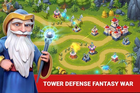 Toy Defense Fantasy Screenshot