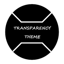 Transparency theme CM13/12.x