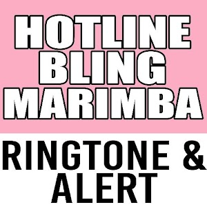 Hotline Bling Marimba Ringtone