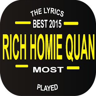 Rich Homie Quan Letras - screenshot