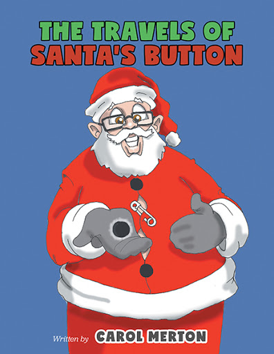 The Travels of Santa's Button cover