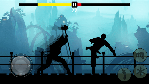 Street Shadow Fighting Champion For PC