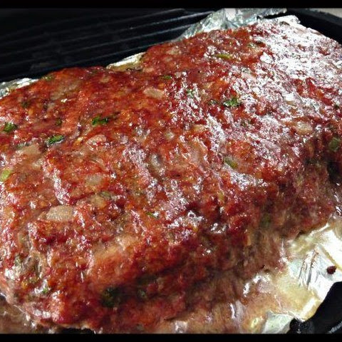 Meatloaf With A Buttery Herb Gravy